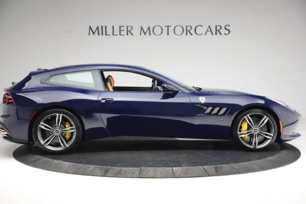 Used 2018 Ferrari GTC4Lusso for sale $289,900 at Maserati of Greenwich in Greenwich CT 06830 9
