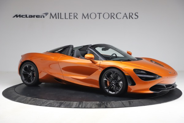 Used 2020 McLaren 720S Spider for sale $335,900 at Maserati of Greenwich in Greenwich CT 06830 10