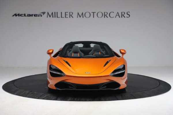 Used 2020 McLaren 720S Spider for sale $335,900 at Maserati of Greenwich in Greenwich CT 06830 12