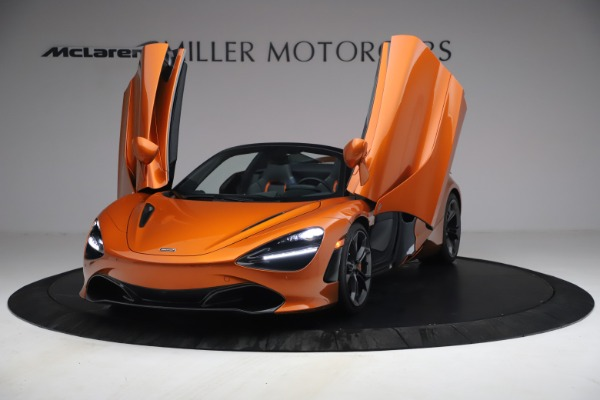 Used 2020 McLaren 720S Spider for sale $335,900 at Maserati of Greenwich in Greenwich CT 06830 13