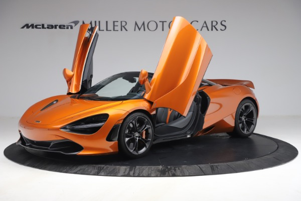 Used 2020 McLaren 720S Spider for sale $335,900 at Maserati of Greenwich in Greenwich CT 06830 14
