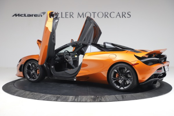 Used 2020 McLaren 720S Spider for sale $335,900 at Maserati of Greenwich in Greenwich CT 06830 16
