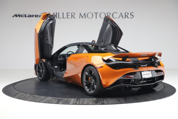 Used 2020 McLaren 720S Spider for sale $335,900 at Maserati of Greenwich in Greenwich CT 06830 17