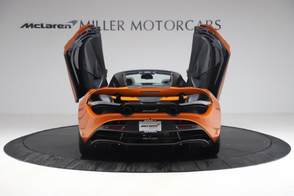 Used 2020 McLaren 720S Spider for sale $335,900 at Maserati of Greenwich in Greenwich CT 06830 18
