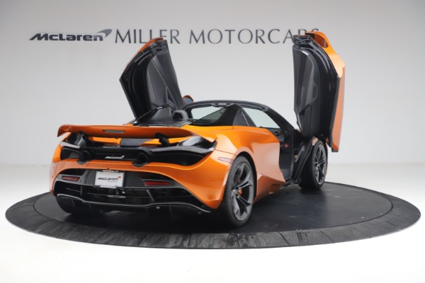 Used 2020 McLaren 720S Spider for sale $335,900 at Maserati of Greenwich in Greenwich CT 06830 19