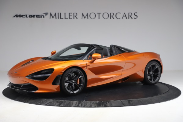 Used 2020 McLaren 720S Spider for sale $335,900 at Maserati of Greenwich in Greenwich CT 06830 2
