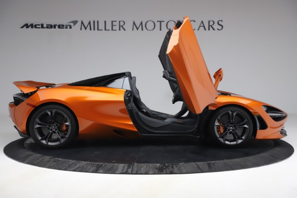 Used 2020 McLaren 720S Spider for sale $335,900 at Maserati of Greenwich in Greenwich CT 06830 21
