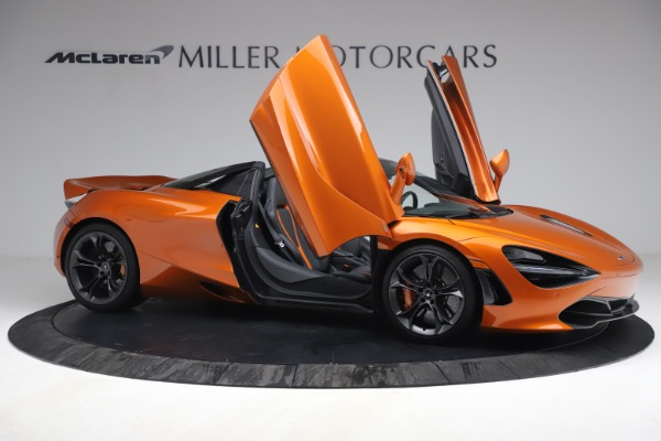 Used 2020 McLaren 720S Spider for sale $335,900 at Maserati of Greenwich in Greenwich CT 06830 22