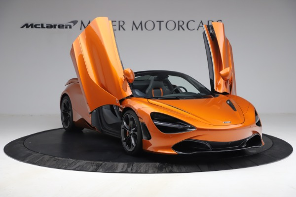 Used 2020 McLaren 720S Spider for sale $335,900 at Maserati of Greenwich in Greenwich CT 06830 23
