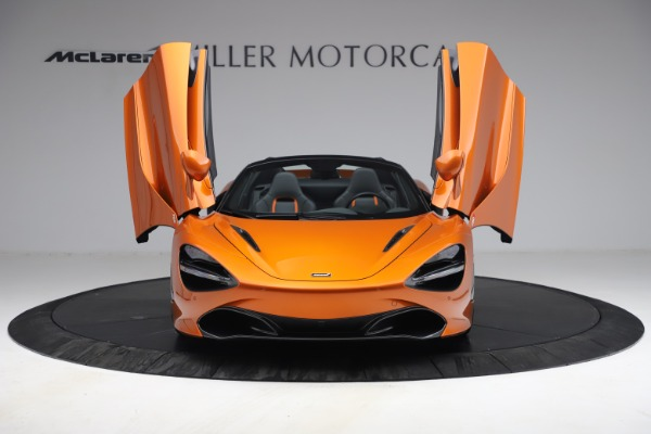 Used 2020 McLaren 720S Spider for sale $335,900 at Maserati of Greenwich in Greenwich CT 06830 24