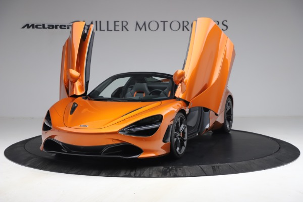 Used 2020 McLaren 720S Spider for sale $335,900 at Maserati of Greenwich in Greenwich CT 06830 25