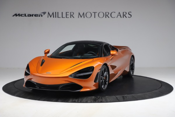 Used 2020 McLaren 720S Spider for sale $335,900 at Maserati of Greenwich in Greenwich CT 06830 26