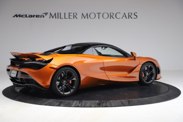 Used 2020 McLaren 720S Spider for sale $335,900 at Maserati of Greenwich in Greenwich CT 06830 27