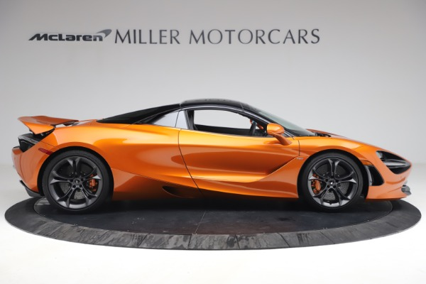 Used 2020 McLaren 720S Spider for sale $335,900 at Maserati of Greenwich in Greenwich CT 06830 28