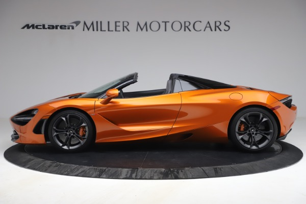 Used 2020 McLaren 720S Spider for sale $335,900 at Maserati of Greenwich in Greenwich CT 06830 3