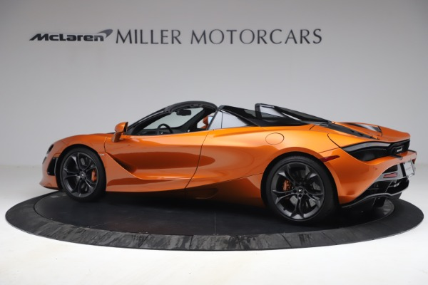 Used 2020 McLaren 720S Spider for sale $335,900 at Maserati of Greenwich in Greenwich CT 06830 4