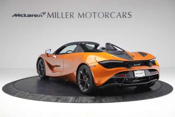 Used 2020 McLaren 720S Spider for sale $335,900 at Maserati of Greenwich in Greenwich CT 06830 5