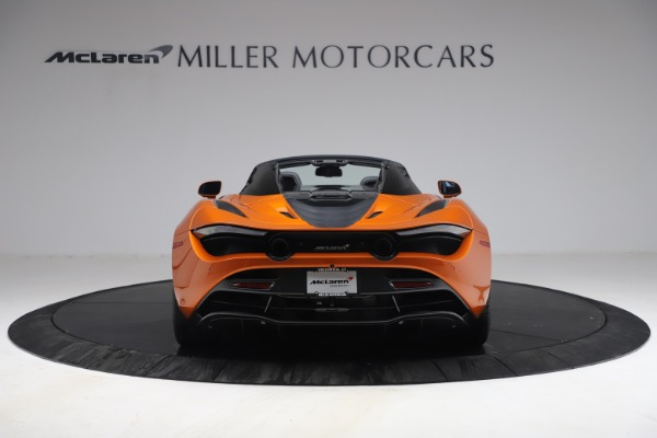 Used 2020 McLaren 720S Spider for sale $335,900 at Maserati of Greenwich in Greenwich CT 06830 6