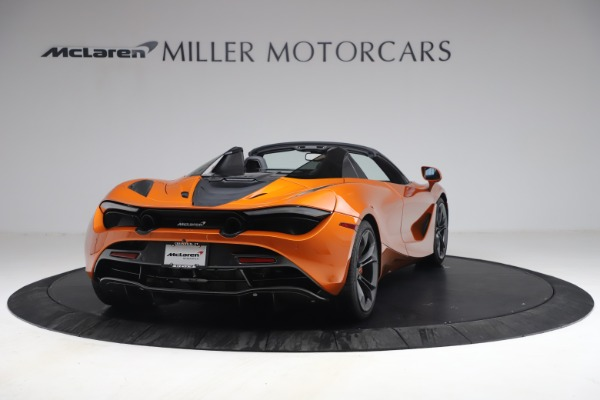Used 2020 McLaren 720S Spider for sale $335,900 at Maserati of Greenwich in Greenwich CT 06830 7