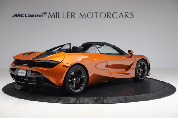 Used 2020 McLaren 720S Spider for sale $335,900 at Maserati of Greenwich in Greenwich CT 06830 8