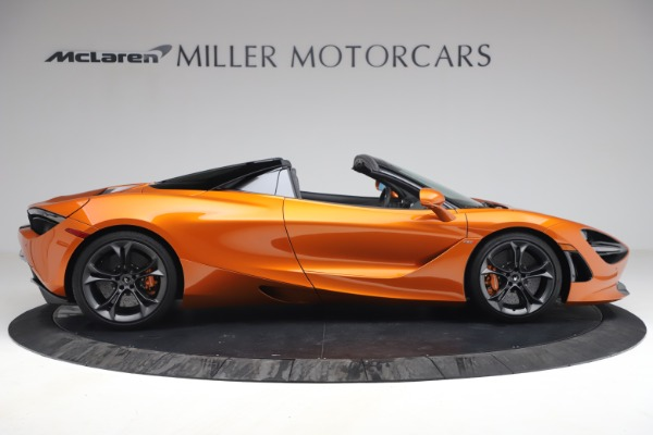 Used 2020 McLaren 720S Spider for sale $335,900 at Maserati of Greenwich in Greenwich CT 06830 9