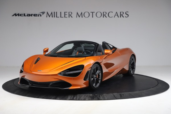 Used 2020 McLaren 720S Spider for sale $335,900 at Maserati of Greenwich in Greenwich CT 06830 1
