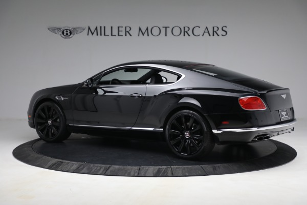 New 2017 Bentley Continental GT V8 for sale Sold at Maserati of Greenwich in Greenwich CT 06830 4