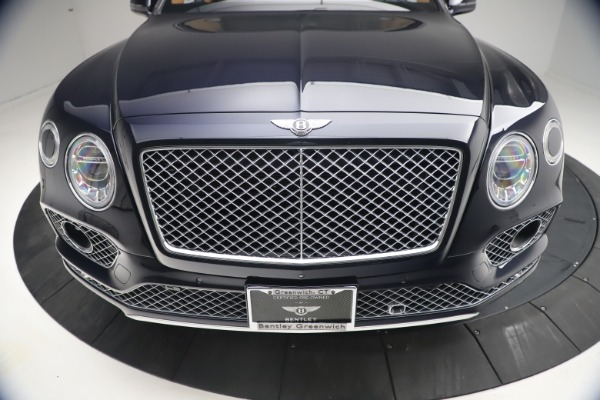 Used 2018 Bentley Bentayga W12 Signature for sale $149,900 at Maserati of Greenwich in Greenwich CT 06830 13