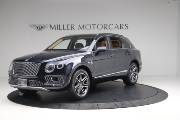 Used 2018 Bentley Bentayga W12 Signature for sale $149,900 at Maserati of Greenwich in Greenwich CT 06830 2