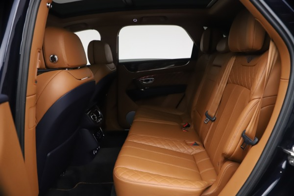 Used 2018 Bentley Bentayga W12 Signature for sale $149,900 at Maserati of Greenwich in Greenwich CT 06830 22