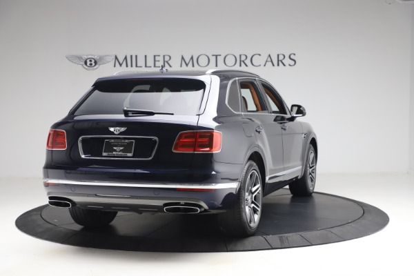 Used 2018 Bentley Bentayga W12 Signature for sale $149,900 at Maserati of Greenwich in Greenwich CT 06830 7