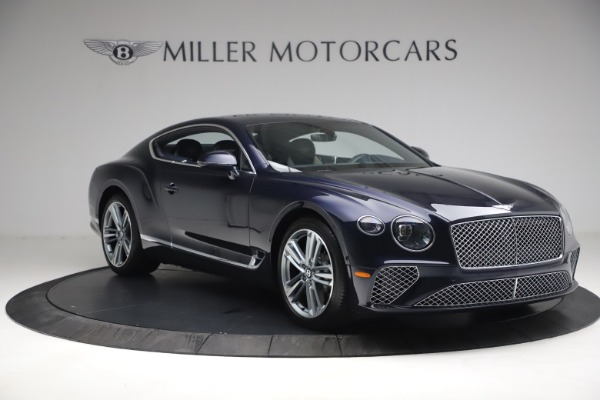 Used 2021 Bentley Continental GT V8 for sale Call for price at Maserati of Greenwich in Greenwich CT 06830 10