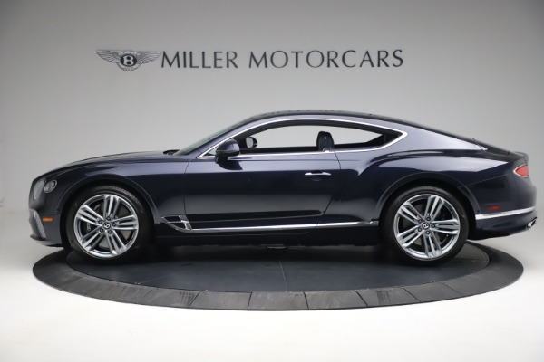 Used 2021 Bentley Continental GT V8 for sale Call for price at Maserati of Greenwich in Greenwich CT 06830 2