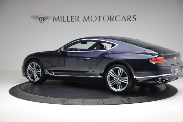 Used 2021 Bentley Continental GT V8 for sale Call for price at Maserati of Greenwich in Greenwich CT 06830 3