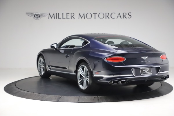 Used 2021 Bentley Continental GT V8 for sale Call for price at Maserati of Greenwich in Greenwich CT 06830 4