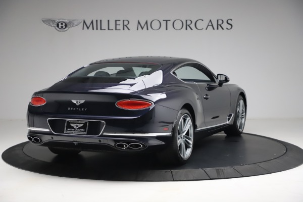 Used 2021 Bentley Continental GT V8 for sale Call for price at Maserati of Greenwich in Greenwich CT 06830 6