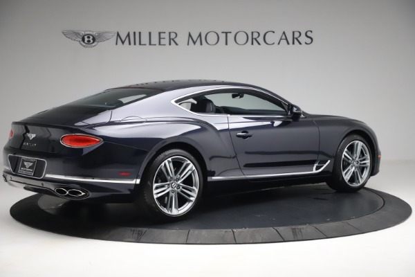 Used 2021 Bentley Continental GT V8 for sale Call for price at Maserati of Greenwich in Greenwich CT 06830 7