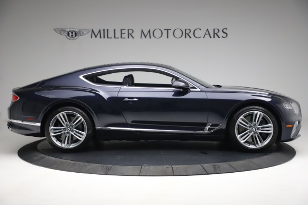 Used 2021 Bentley Continental GT V8 for sale Call for price at Maserati of Greenwich in Greenwich CT 06830 8