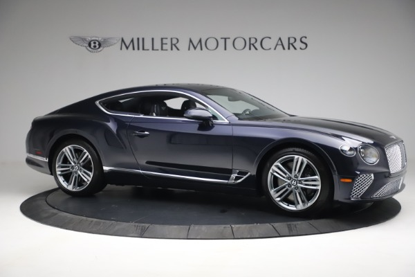 Used 2021 Bentley Continental GT V8 for sale Call for price at Maserati of Greenwich in Greenwich CT 06830 9