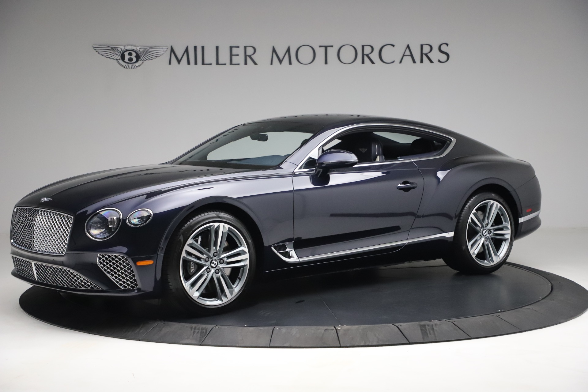 Used 2021 Bentley Continental GT V8 for sale Call for price at Maserati of Greenwich in Greenwich CT 06830 1