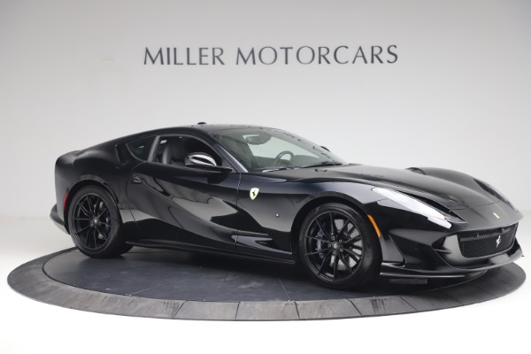 Used 2019 Ferrari 812 Superfast for sale $359,900 at Maserati of Greenwich in Greenwich CT 06830 10