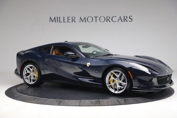 Used 2020 Ferrari 812 Superfast for sale $375,900 at Maserati of Greenwich in Greenwich CT 06830 10