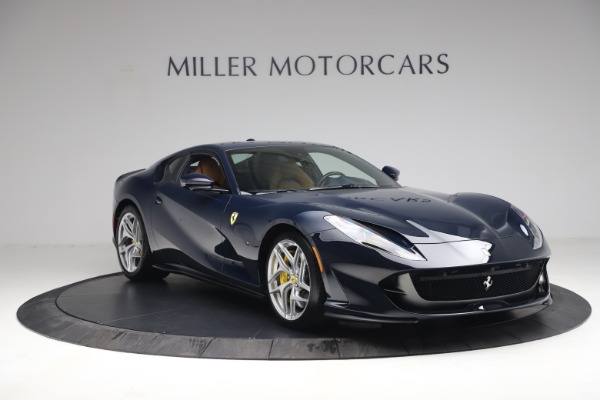 Used 2020 Ferrari 812 Superfast for sale $375,900 at Maserati of Greenwich in Greenwich CT 06830 11
