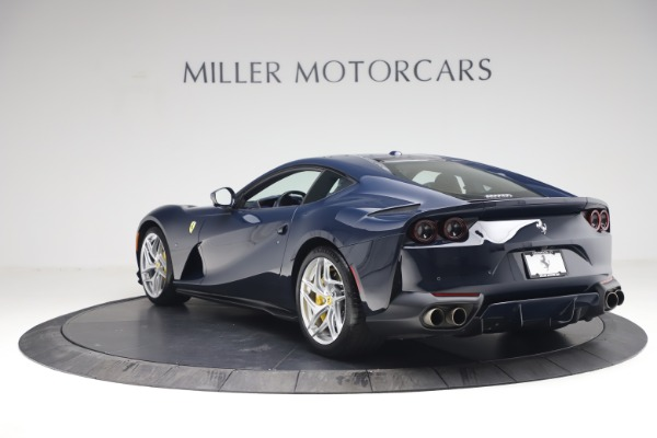 Used 2020 Ferrari 812 Superfast for sale $375,900 at Maserati of Greenwich in Greenwich CT 06830 5