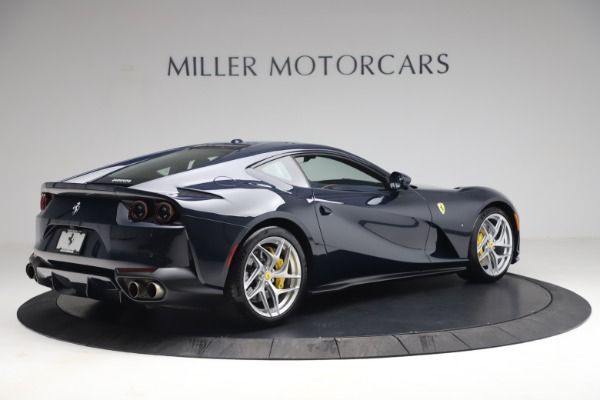 Used 2020 Ferrari 812 Superfast for sale $375,900 at Maserati of Greenwich in Greenwich CT 06830 8