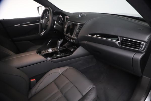 New 2021 Maserati Levante GranSport for sale $77,900 at Maserati of Greenwich in Greenwich CT 06830 22