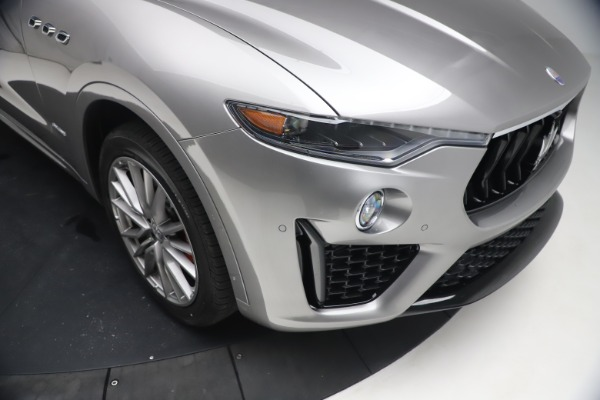 New 2021 Maserati Levante GranSport for sale $77,900 at Maserati of Greenwich in Greenwich CT 06830 28