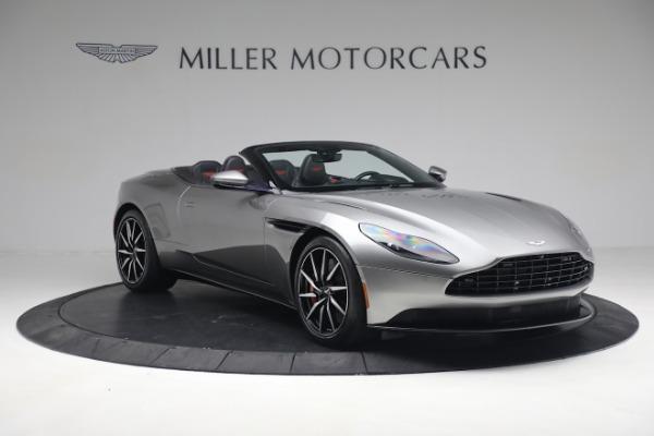 Used 2019 Aston Martin DB11 Volante for sale $209,900 at Maserati of Greenwich in Greenwich CT 06830 10