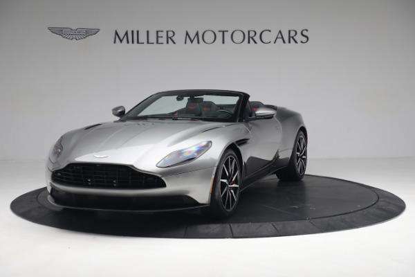 Used 2019 Aston Martin DB11 Volante for sale $209,900 at Maserati of Greenwich in Greenwich CT 06830 12