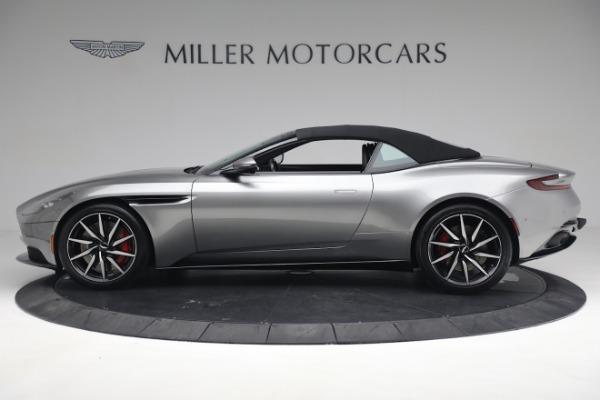 Used 2019 Aston Martin DB11 Volante for sale $209,900 at Maserati of Greenwich in Greenwich CT 06830 14